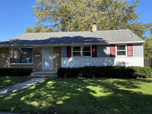 Photograph of 8306 W  Ruby Ave, Milwaukee, WI 53218