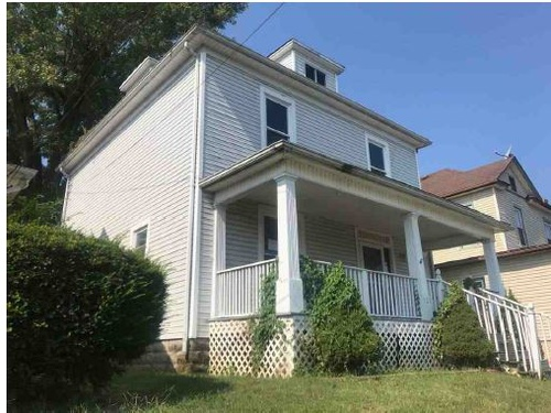Photograph of 121 Euclid Avenue, Clarksburg, WV 26301