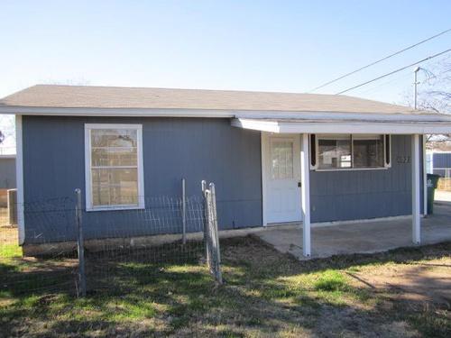 Photograph of 4021 Columbia Stree, San Angelo, TX 76903