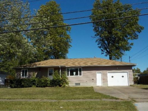 Photograph of 1610 38th St, Lorain, OH 44053