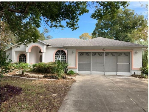Photograph of 2222 Orchard Park Dr, Spring Hill, FL 34608