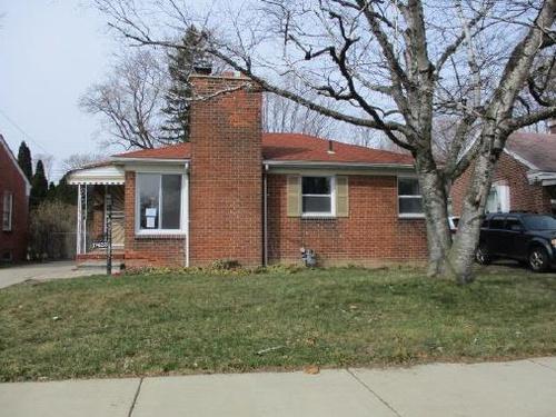 Photograph of 17423 Lenore, Detroit, MI 48219