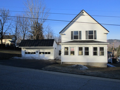 Photograph of 539 Franklin St, Rumford, ME 04276
