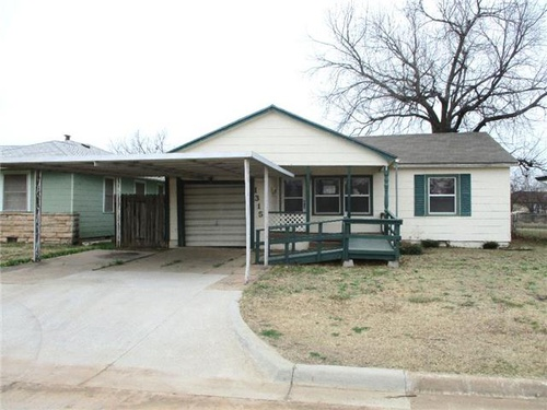 Photograph of 1315 NW Bessie Ave, Lawton, OK 73507