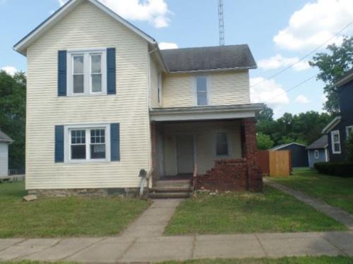Photograph of 240 Washington St, Roseville, OH 43777
