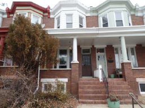 Photograph of 656 35th St E, Baltimore, MD 21218