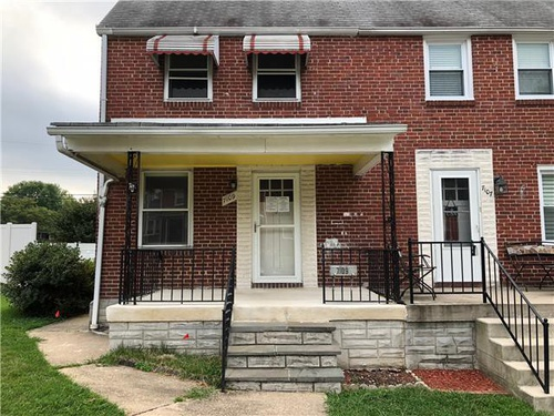 Photograph of 7109 Willowdale Ave, Baltimore, MD 21206