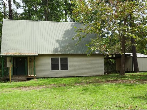 Photograph of 256 N Hickory Hls, Hemphill, TX 75948