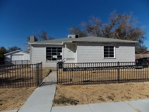 Photograph of 15945 N St, Mojave, CA 93501