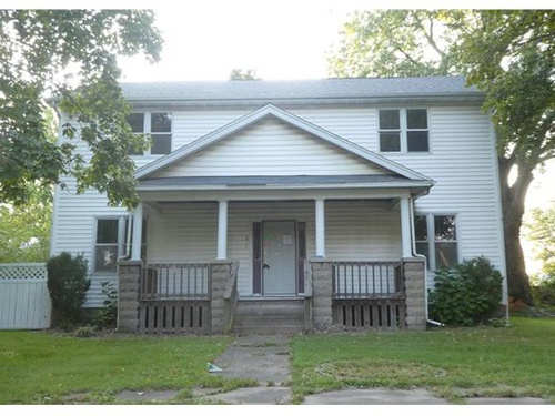 Photograph of 511 North Ave, Kincaid, IL 62540