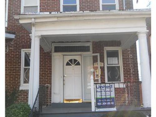 Photograph of 3909 Ridgewood Ave, Baltimore, MD 21215