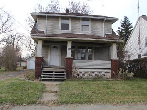 Photograph of 914 Belvedere Ave SE, Warren, OH 44484
