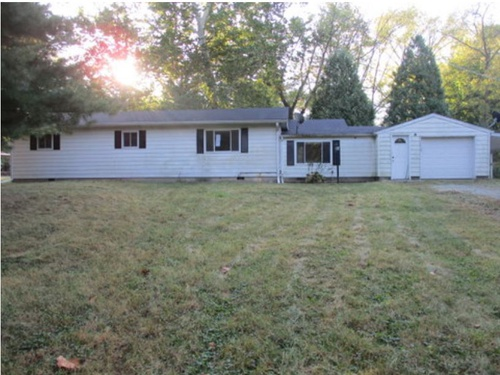 Photograph of 8888 S Birchwood Dr, Knightstown, IN 46148