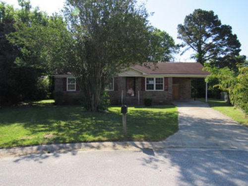 Photograph of 1402 Reed Ct, Florence, SC 29506
