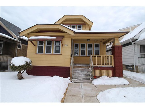 Photograph of 3954 N 25th St #A & B, Milwaukee, WI 53206