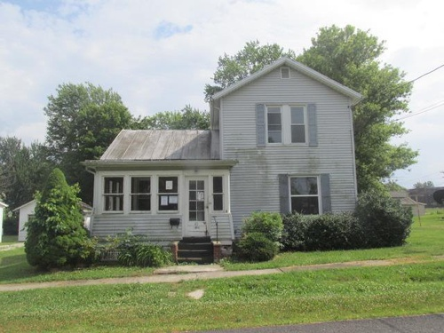 Photograph of 43 Mills Ave, Plymouth, OH 44865
