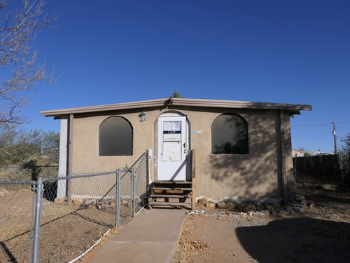 Photograph of 153 E Via Nova, Huachuca City, AZ 85616