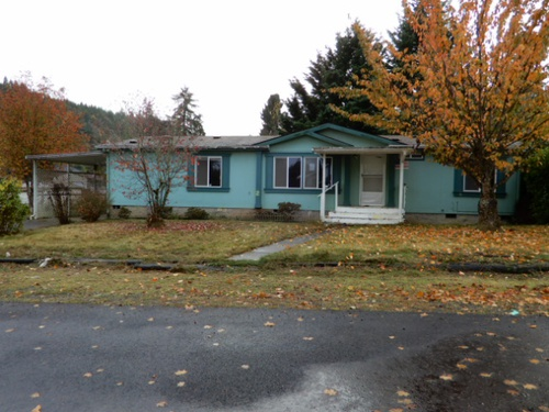 Photograph of 937 Birch St., Sweet Home, OR 97386