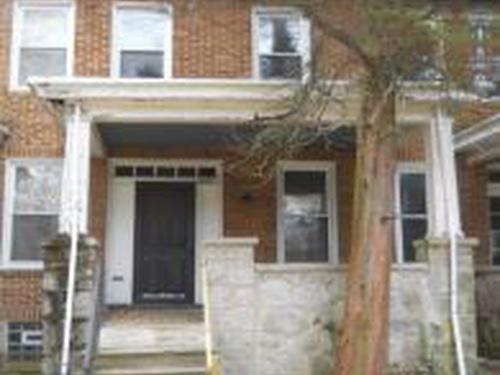 Photograph of 3903 Gwynn Oak Aven, Baltimore, MD 21207