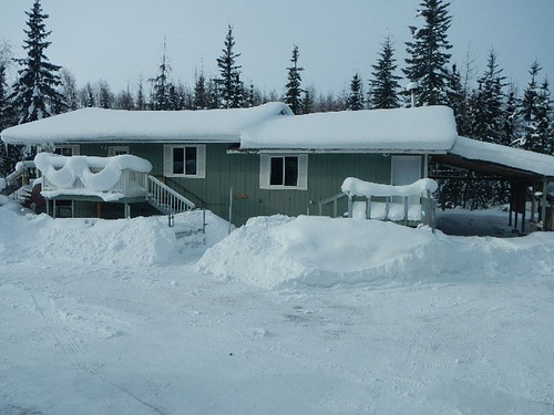 Photograph of 2603 S Goldenrod Cir, North Pole, AK 99705