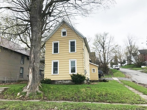 Photograph of 651 Grant St, Watertown, NY 13601