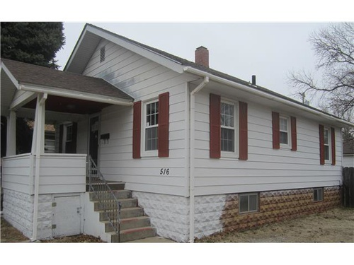 Photograph of 516 N Thompson St, Pratt, KS 67124
