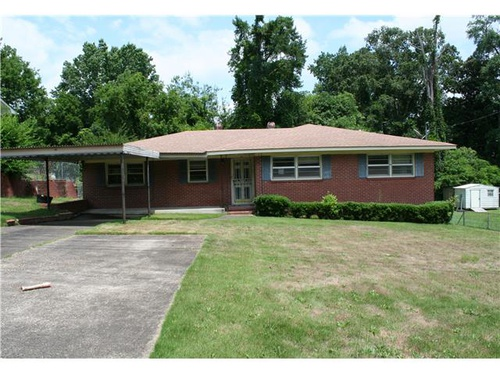 Photograph of 412 Claradon Ave, Columbus, GA 31906