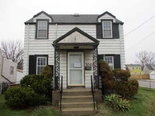 Photograph of 3041 Parkway North St, Hammond, IN 46323