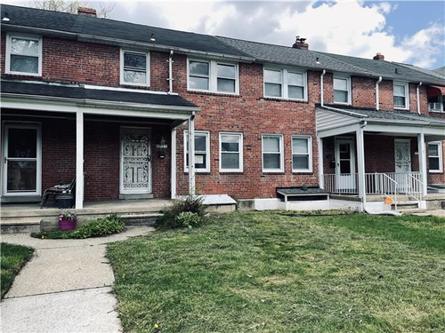 Photograph of 1342 Pentwood Rd, Baltimore, MD 21239