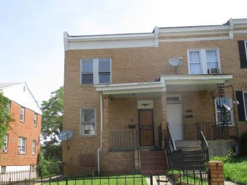 Photograph of 4000 Eierman Ave, Baltimore, MD 21206