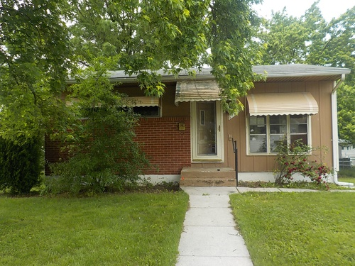 Photograph of 6406 Laurelton Ave, Baltimore, MD 21214