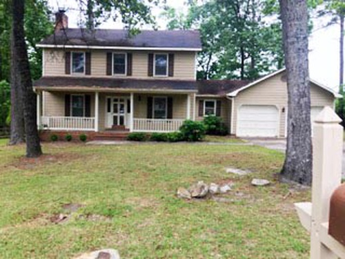 Photograph of 7724 Guinevere Court, Fayetteville, NC 28314