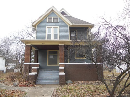 Photograph of 348 Maple Ave, Galesburg, IL 61401