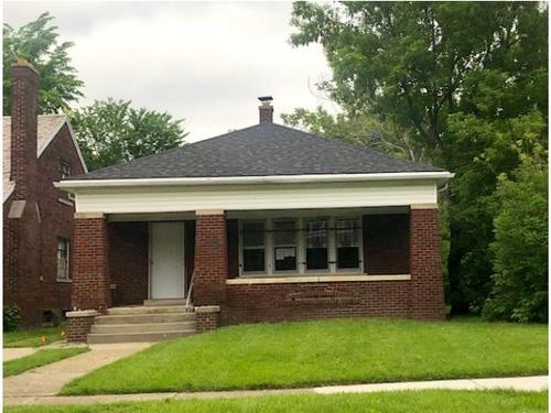 Photograph of 11807 Wilshire Dr, Detroit, MI 48213