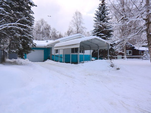 Photograph of 7610 Maryland Ave, Anchorage, AK 99504