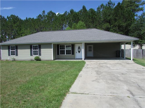Photograph of 110 Colonial Dr, Baxley, GA 31513