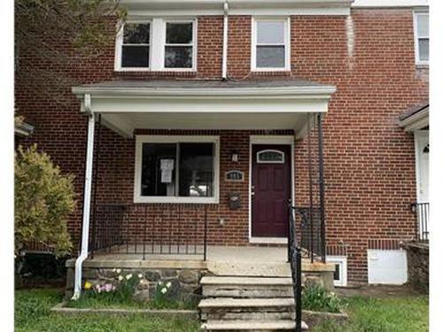 Photograph of 903 N Woodington Rd, Baltimore, MD 21229