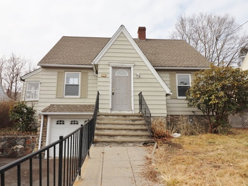 Photograph of 153 Mansfield Ave, Waterbury, CT 06705