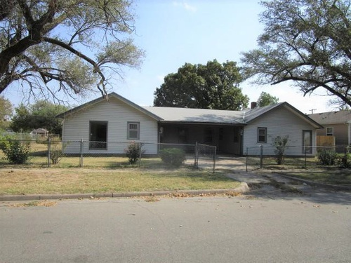 Photograph of 1154 N Ohio Ave, Wichita, KS 67214