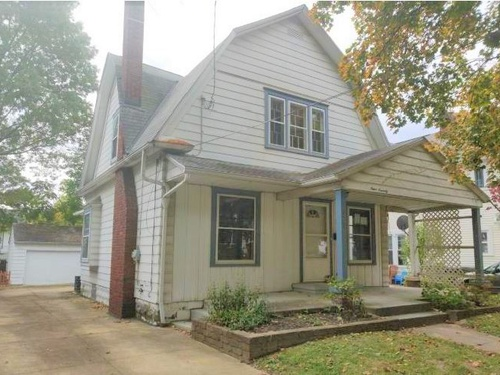 Photograph of 970 Jefferson Ave, Akron, OH 44302