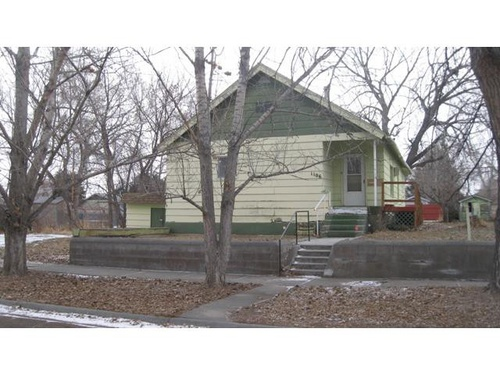 Photograph of 1106 Garland St, Miles City, MT 59301