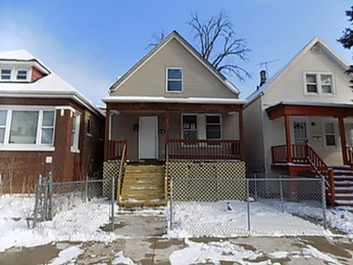 Photograph of 7317 S May St, Chicago, IL 60621
