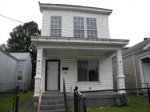 Photograph of 2314 Rowan St, Louisville, KY 40212