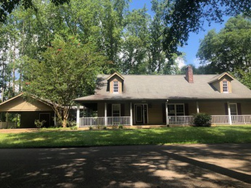Photograph of 706 Benford Dr, Fulton, MS 38843