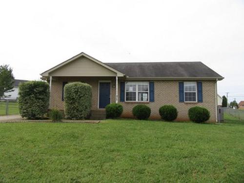 Photograph of 1049 Chucker Court, Clarksville, TN 37042