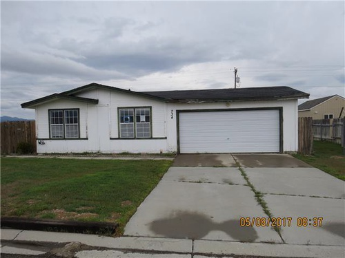 Photograph of 734 104th St N, Ely, NV 89301