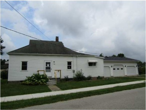 Photograph of 302 N Johnson St, Akron, IN 46910