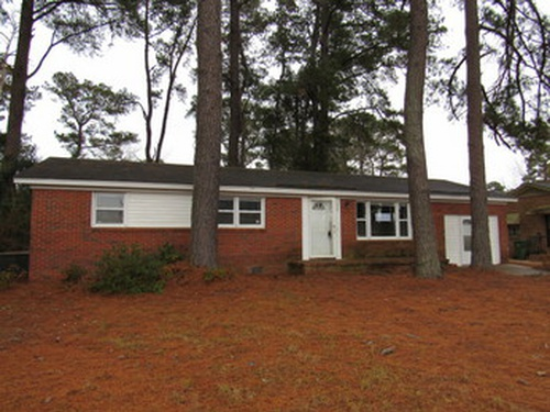 Photograph of 1520 N Irby St, Florence, SC 29501