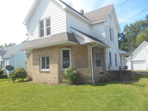 Photograph of 1205 Ohio Ave, Ashtabula, OH 44004