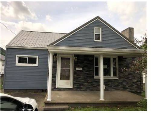 Photograph of 110 W Main St, Belle, WV 25015